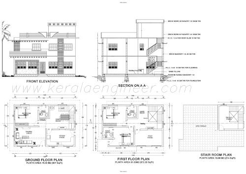 Free Building Plan #9